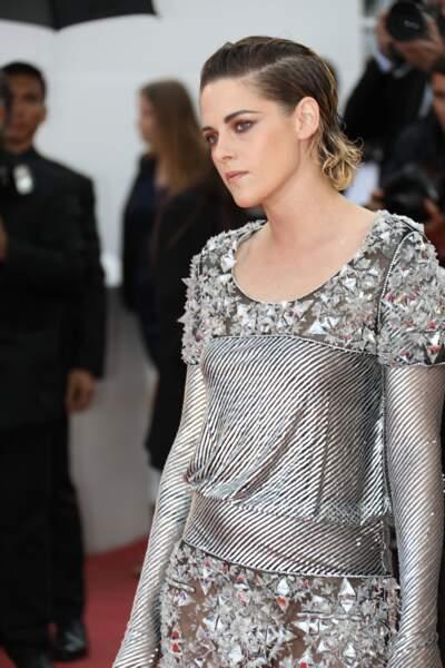 Regard mystérieux pour Kristen Stewart