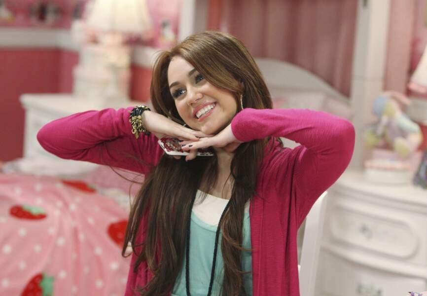 Quand elle jouait Hannah Montana, Miley Cyrus était encore bien sage