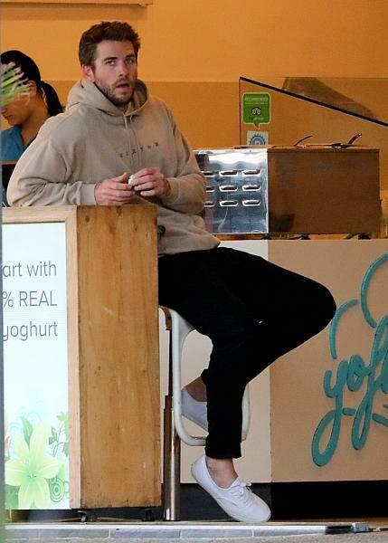 Liam Hemsworth, hagard après sa rupture avec Miley Cyrus