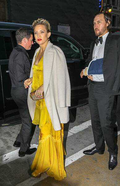 Kate Hudson a été aperçue au mariage de Gwyneth Paltrow