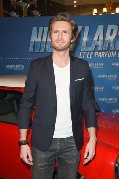 """Agé de 38 ans, Philippe Lacheau reconnaît être un enfant du """"Club Dorothée"""""""