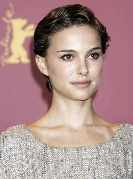 Le châtain foncé de Natalie Portman