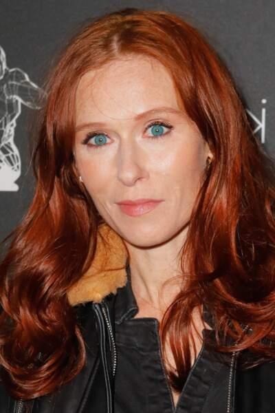 Audrey Fleurot, la rousse la plus incendiaire du cinéma français revient bientôt pour une 7eme saison de la série «