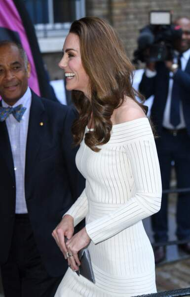 Kate Middleton éblouit avec un style impeccable à Londres, le 12 juin 2019