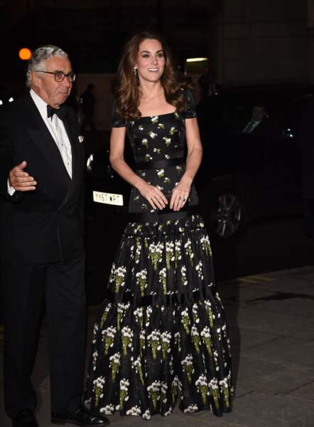 Kate Middleton était la marraine du Portrait Gala 2019, visant à lever des fonds pour la rénovation du musée
