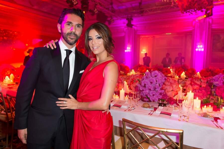 Eva Longoria et son deuxième mari, Jose Antonio Baston