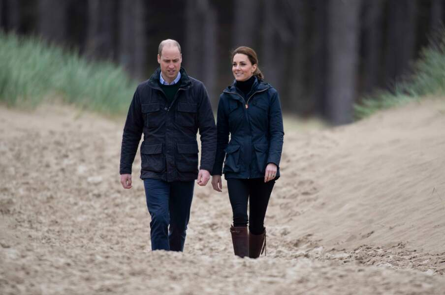 La mission de Kate Middleton et le prince William : sensibiliser les médias à la question environnementale