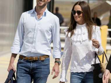 Looks - Pippa Middleton et James Matthews, un couple très bien assorti