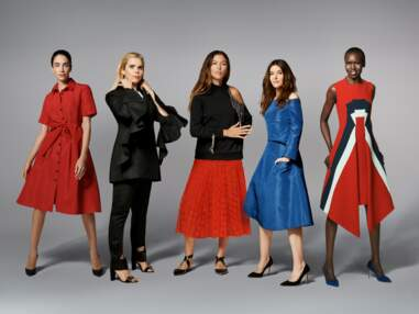 PHOTOS - Les tenues de Meghan Markle, Amal Clooney sont toutes chez the Outnet