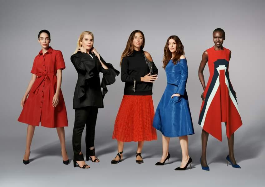 The Outnet célèbre ses 10 ans et nous offre du luxe à petit prix pour des looks comme Meghan Markle ou Amal Clooney