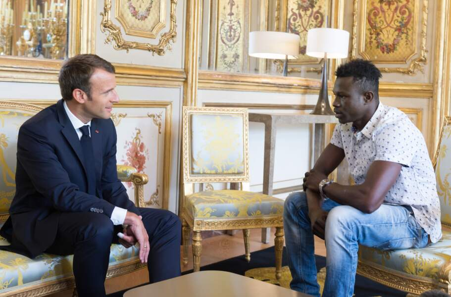 Mamoudou Gassama serait en discussions pour intégrer le casting de DALS