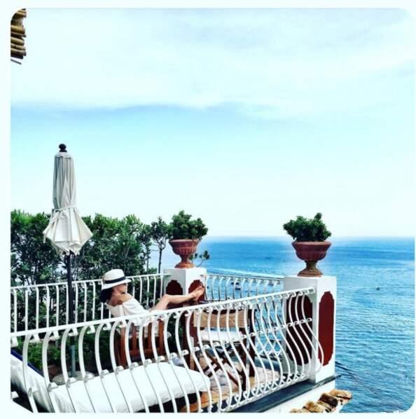 Meghan Markle, la dolce vita à Positano, été 2016