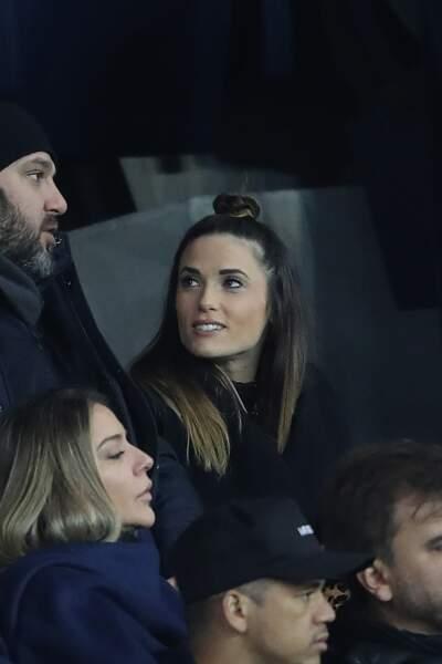Capucine Anav a assisté aux buts marqués par Neymar.