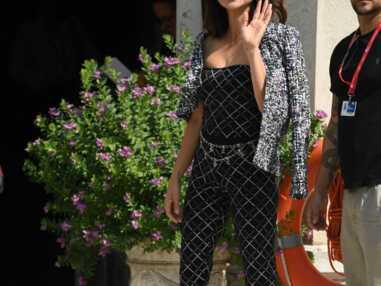 PHOTOS - Penelope Cruz multiplie les looks surprenants à la Mostra de Venise