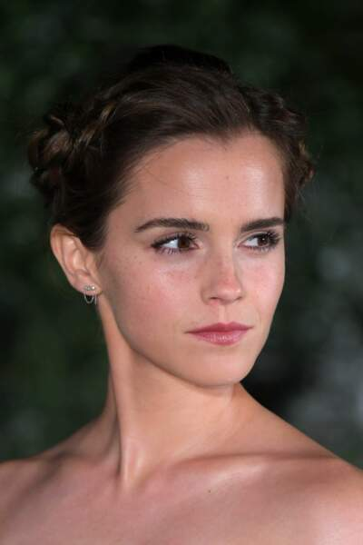 Emma Watson à Londres