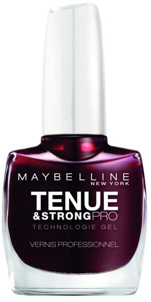 Gemey-Maybelline, Vernis Tenue & Strong Pro Celebrate, 7,60€