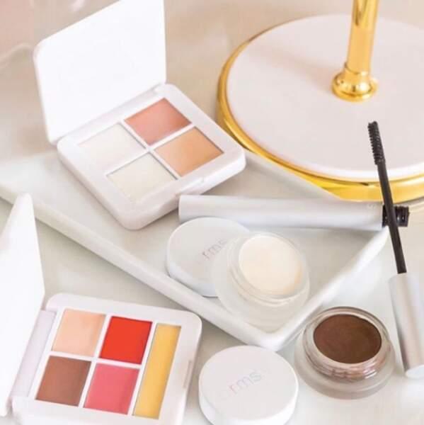 Le make-up RMS a conquis toutes les beautysta grâce à ses actifs naturels qui hydratent et illumine la peau