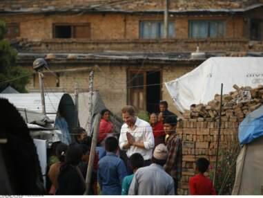 Prince Harry en visite au Népal