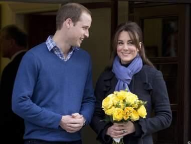 Kate Middleton sort de l'hôpital