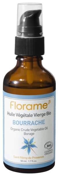 Huile Végétale de Bourrache Biologique, Florame, 15,85 €
