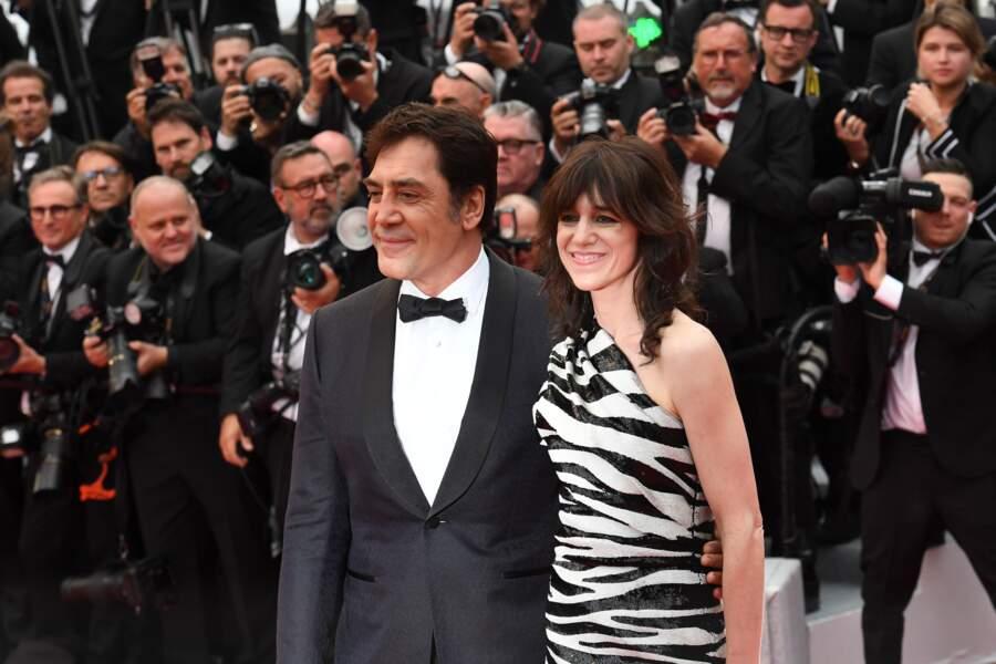 """En 2011, notamment, Charlotte Gainsbourg, héroïne de """"Melancholia"""", avait posé très enceinte de sa fille Joe"""