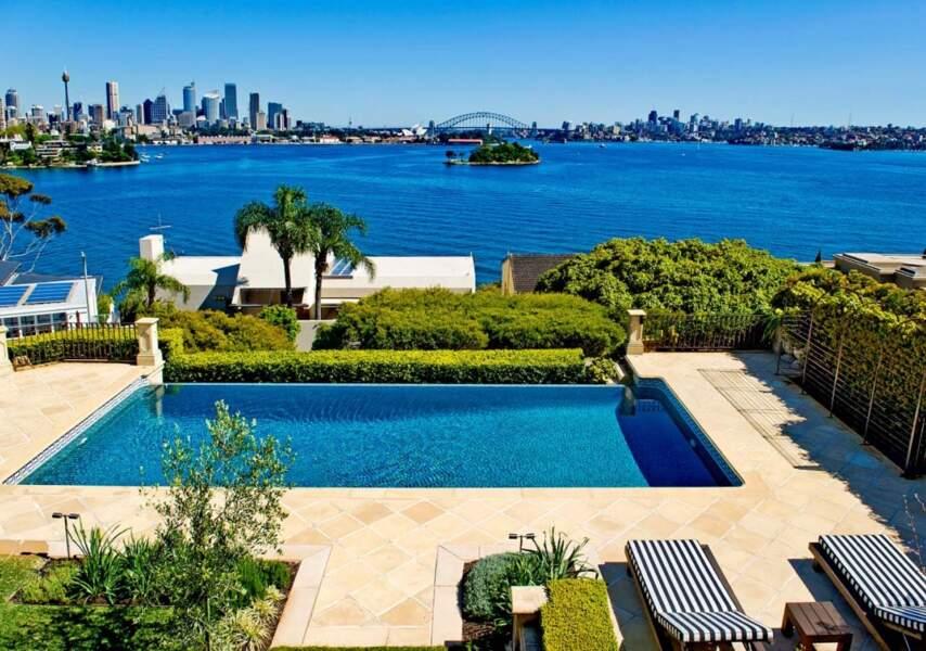 La piscine de la villa de Meghan Markle et du prince Harry en Australie