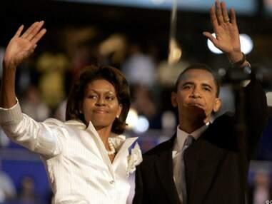 Barack et Michelle Obama,  20 ans d'amour