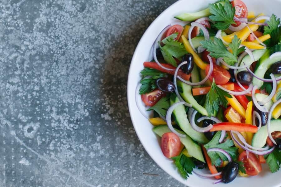 Plat végétarien
