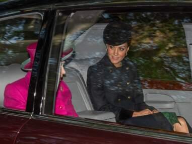 PHOTOS - Kate Middleton et William, tout sourire, savourent leur week-end à Balmoral avec la reine