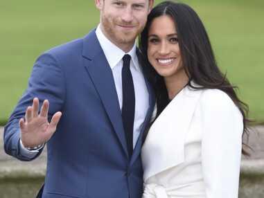 PHOTOS - Le prince Harry et Meghan Markle, leur histoire d'amour en images