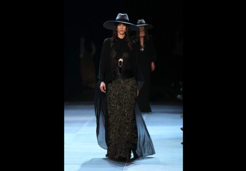 Yves Saint Laurent, cowgirl dark