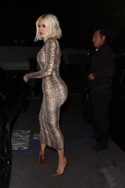 L'incroyable profil de Khloe Kardashian