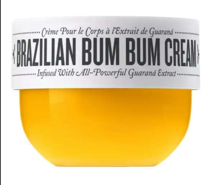 Le soin coup de pouce : la crème Sensuelle: Bum Bum Cream, Sol de Janeiro Brazilian, 75ml, 18€