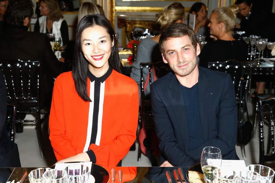 Liu Wen et Ora Ito