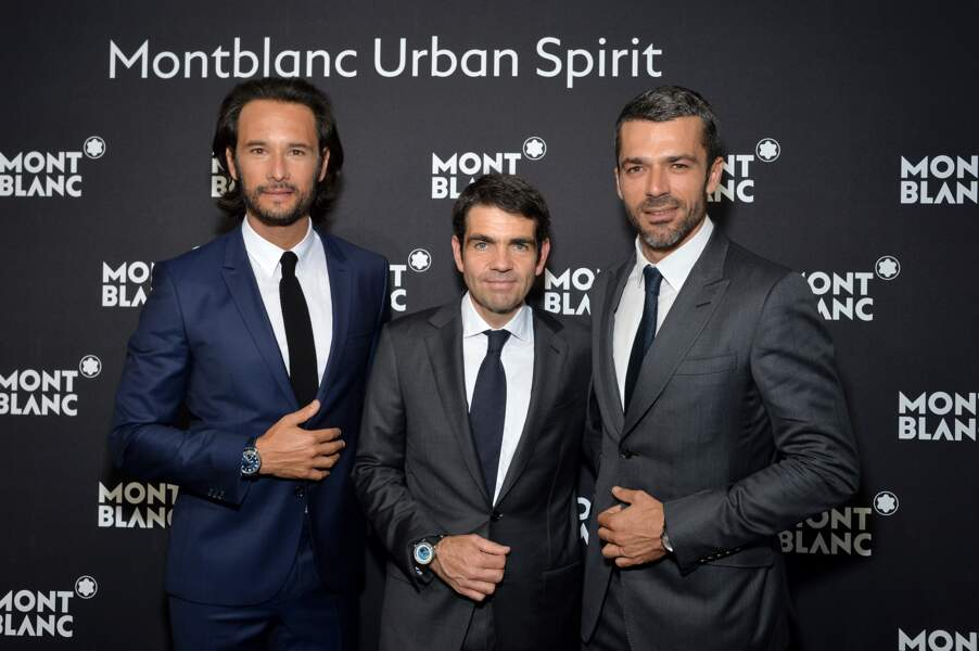 Montblanc Urban Spirit Launch In Paris
