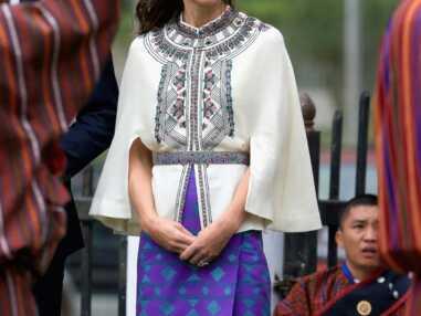 Princesse Kate, en Paul & Joe au Bhoutan
