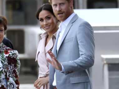 Le prince Harry, métamorphosé: une styliste nommée Meghan