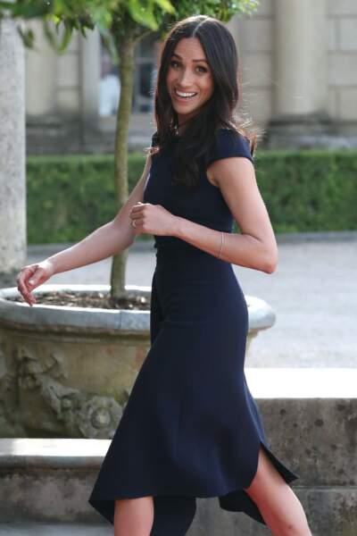 Meghan Markle avant son mariage avec le prince Harry