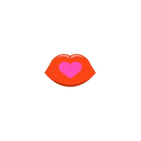 les emojis de Yves Saint Laurent Beauty à accompagner d'un message musical, gratuit sur l'Appstore et Androïd !