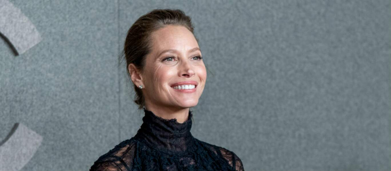 Le top Cristy Turlington