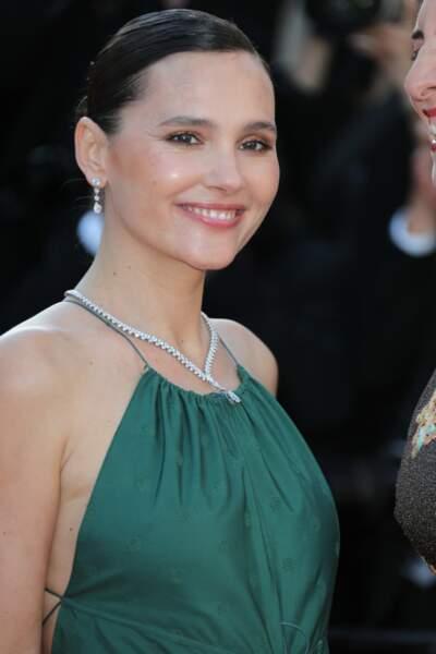 Le glow parfait de Virginie Ledoyen (41 ans) lors du dernier Festival de Cannes.