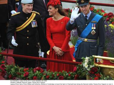 Kate Middleton et Prince Harry, tendres complices