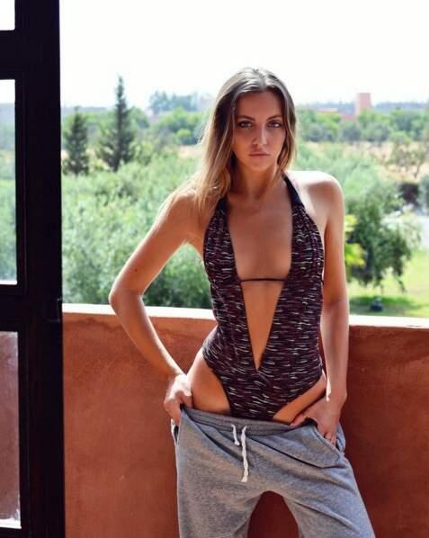 Carla Ginola, fille de David Ginola