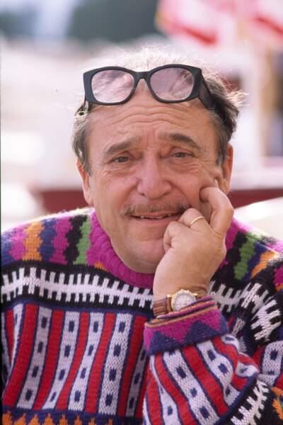 Jean-Marc Thibault en 1989