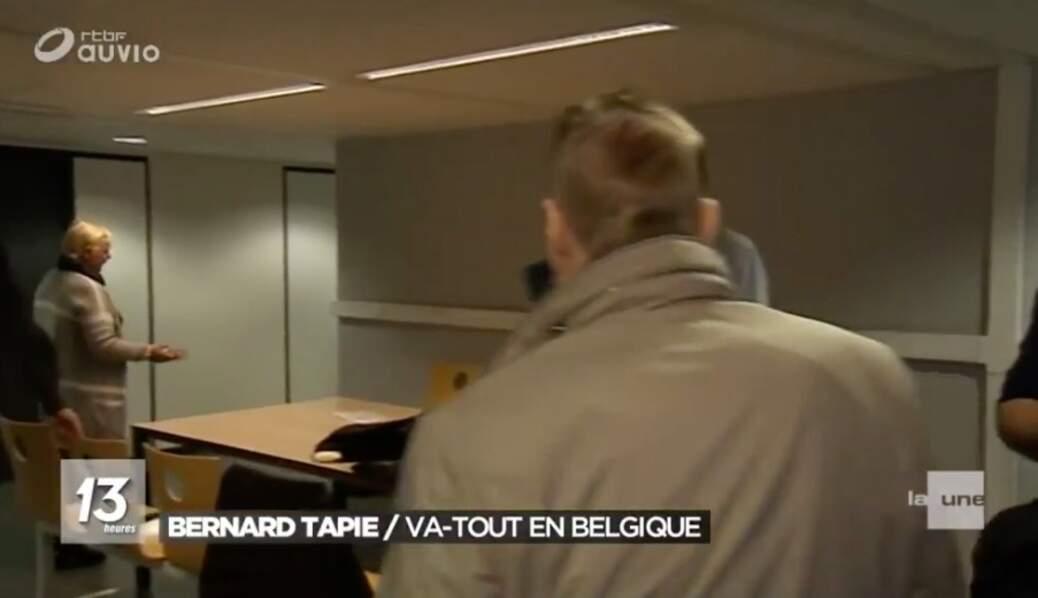 Bernard Tapie n'en pas fini avec l'affaire Adidas