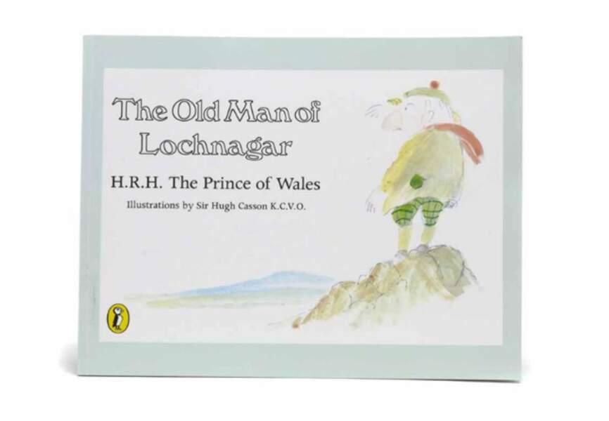 """""""Le vieil homme de Lochnagar"""", un conte pour enfants écrit par le prince Charles et illustré par Sir Hugh Casson"""
