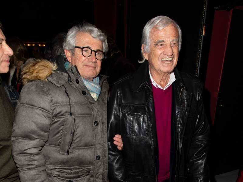 Trophées du Bien-Être : Jean-Paul Belmondo et Michel Boujenah