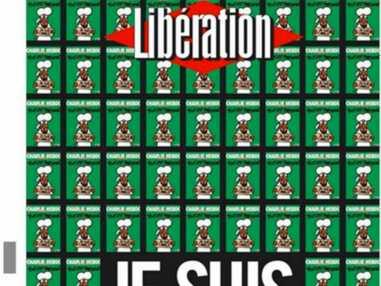 """L'hommage de la presse française à """"Charlie Hebdo"""""""