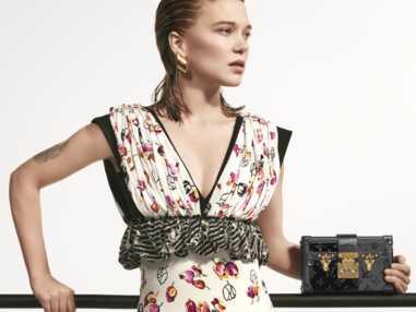 Lea Seydoux, Michelle Williams, Chloe Grace Moretz... incarnent la collection Pre-Fall de Louis Vuitton