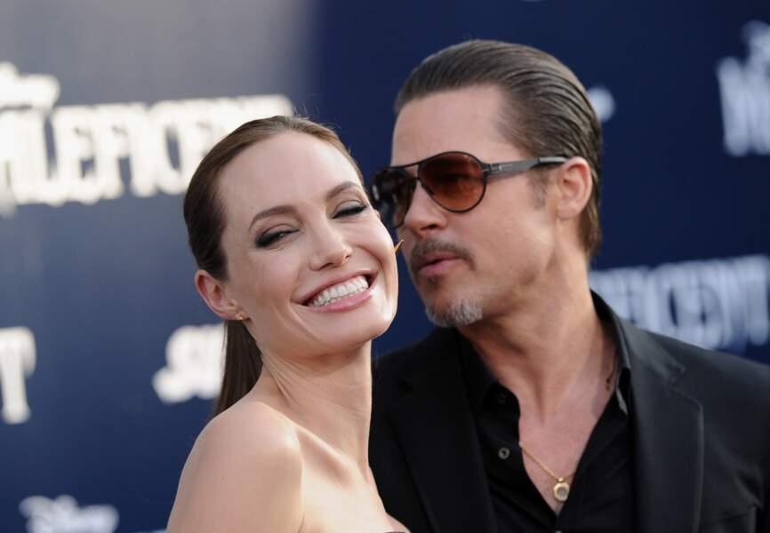Brad Pitt et Angelina Jolie ont bien caché leur mariage dans le Sud de la France en août dernier